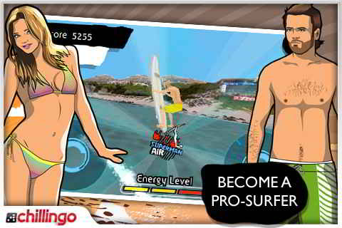 Billabong Surf Trip for iPad