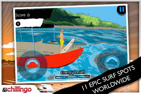 Billabong Surf Trip - iPad Games