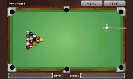 8 Ball - Android Pool Game